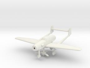 1/144 Marton RMI-8 X/V in White Natural Versatile Plastic