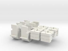 UT Siegfried POTP Abominus Kit in White Natural Versatile Plastic