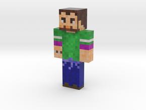jakarel (2) | Minecraft toy in Natural Full Color Sandstone