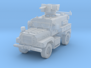 MRAP Cougar 4x4 mid /120 in Smooth Fine Detail Plastic