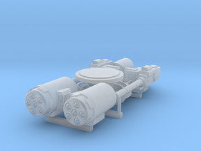 Repulsor TUSK V2 in Smoothest Fine Detail Plastic