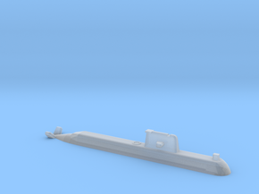 HSWMS GOTLAND WL - 1250 in Smooth Fine Detail Plastic