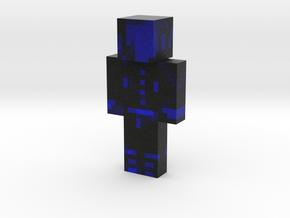 kitsuneuwu | Minecraft toy in Natural Full Color Sandstone