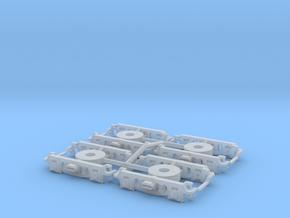 2DP5 LIMA MP ROLLER 4PK in Smoothest Fine Detail Plastic