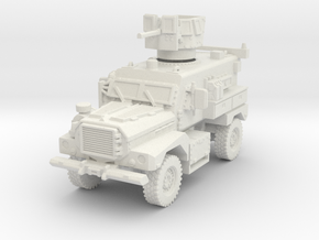 MRAP Cougar 4x4 late 1/87 in White Natural Versatile Plastic