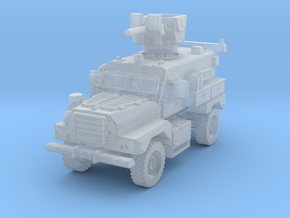 MRAP Cougar 4x4 late 1/285 in Smooth Fine Detail Plastic