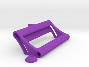 Alcista Body Mount in Purple Processed Versatile Plastic