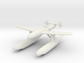 (1:144 what-if) Kugisho Ohka 43A Kon on floats in White Natural Versatile Plastic