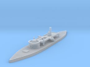 1/1250 Atahualpa Ironclad in Smooth Fine Detail Plastic
