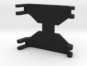 Axial Capra flat skid blank  in Black Natural Versatile Plastic