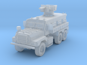 MRAP Cougar 6x6 early 1/285 in Smooth Fine Detail Plastic