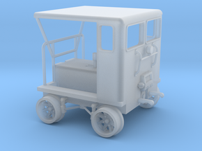 C&O Motor Car Fixed 1-48 Scale in Smooth Fine Detail Plastic