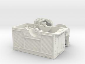 1/64 FDNY Terrastar EMS LSU in White Natural Versatile Plastic