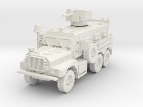 Cougar HEV 6x6 early 1/72 in White Natural Versatile Plastic