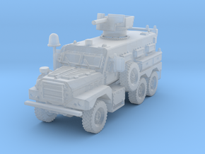 Cougar HEV 6x6 early 1/285 in Smooth Fine Detail Plastic