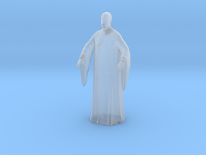 Printle F Lord Voldemort - 1/87 - wob in Smooth Fine Detail Plastic