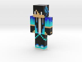 ariomnas_mc_original_blue_cool_boy_skin (1) | Mine in Natural Full Color Sandstone