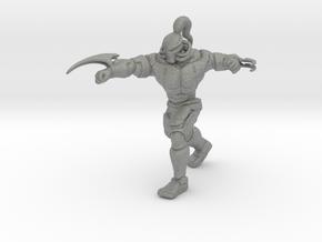Killer Instinct Fulgore DnD miniature games rpg in Gray PA12