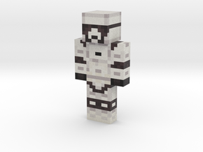 2019_10_05_stormtrooper-13533443 | Minecraft toy in Natural Full Color Sandstone