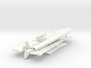 SCHNEIDER 75  in White Processed Versatile Plastic