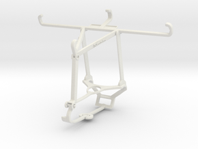 Controller mount for Steam & Huawei nova 5z - Top in White Natural Versatile Plastic
