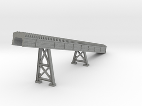 (1:144) Launch Ramp (22m) Part 1 in Gray PA12