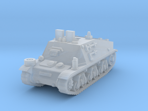 Belehlpanzer 38 H scale 1/160 in Smooth Fine Detail Plastic