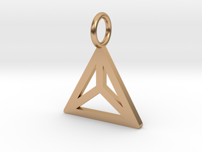 GG3D-036 in Polished Bronze