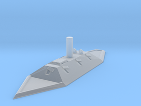 1/1200 CSS Huntsville in Smooth Fine Detail Plastic