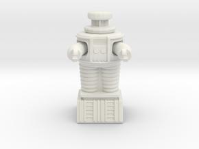Lost in Space - Remco Robot in White Natural Versatile Plastic