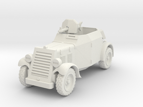 Adler Kfz 13 in White Natural Versatile Plastic