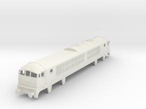 b-100-class-80-loco in White Natural Versatile Plastic