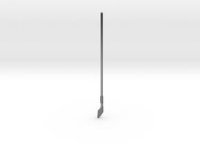 Sputnik to assemble - Antenna in Polished Nickel Steel