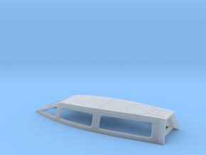 WINGY SMT 1/48 CANOPY in Smooth Fine Detail Plastic