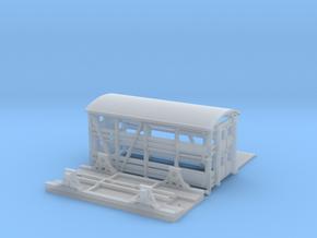 SAR 4 wheel Sheep Van in Smoothest Fine Detail Plastic