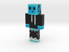 Pixz | Minecraft toy in Natural Full Color Sandstone