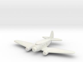 1/285 (6mm) Stinson Model A in White Natural Versatile Plastic