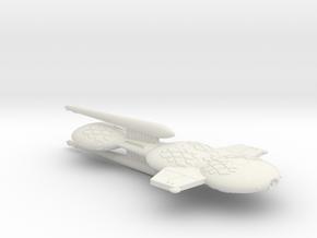 3125 Scale Gorn Alectrosaurus+ Light Dreadnought in White Natural Versatile Plastic