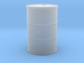 Barril-Golpeado-18-proto-01 in Smooth Fine Detail Plastic