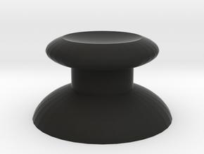 Dimpled Low Profile Stick Hat in Black Natural Versatile Plastic