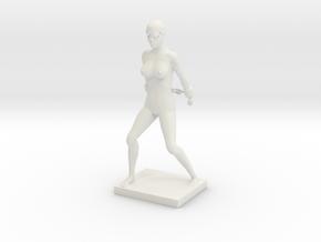 Printle N Femme 859 - 1/24 in White Natural Versatile Plastic