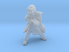 Dark Warrior Blaster in Smooth Fine Detail Plastic