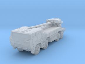 Nexter Caesar 8x8 Howitzer in Smoothest Fine Detail Plastic: 6mm