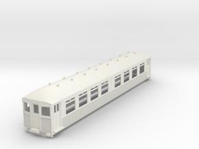 o-32-mersey-railway-1923-trailer-coach in White Natural Versatile Plastic