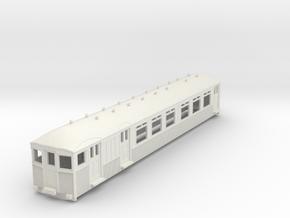 o-87-mersey-railway-1923-motor-coach in White Natural Versatile Plastic
