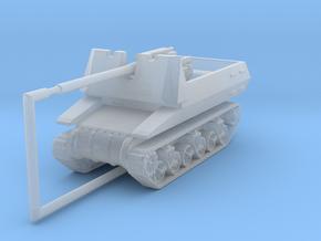 RAM-II AA 3_7inch gun 1:200 in Smooth Fine Detail Plastic