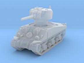 Sherman V tank 1/220 in Smooth Fine Detail Plastic
