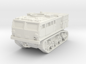 M4 HST Class A 1/87 in White Natural Versatile Plastic