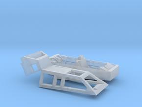 Snow speeder Canopy, Open, 1:144 in Smoothest Fine Detail Plastic