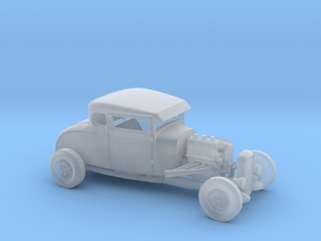 1/87 Model A HotRod Kit in Smooth Fine Detail Plastic